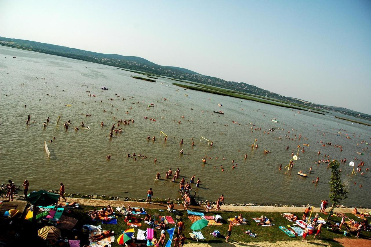 Sirály Strand vízi sport pálya